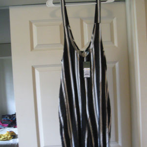 wild fable Pants & Jumpsuits - NWT WILDFABLE JUMPSUIT STRIPES M*FRESHIP